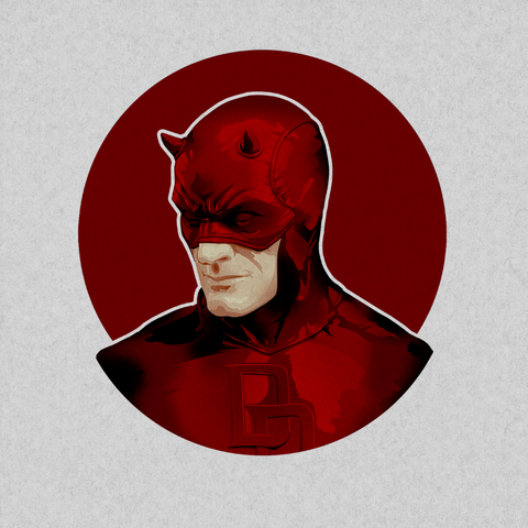 Daredevil Portrait