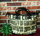 Coffee Weekender Bag