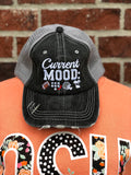 'Current Mood' Trucker Hat