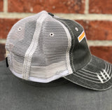 Orange (State of Oklahoma) Trucker Hat
