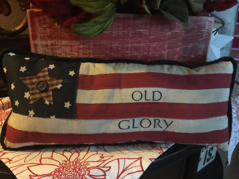 Mini Americana Rectangle Pillows