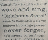 Oklahoma State Fabric Board