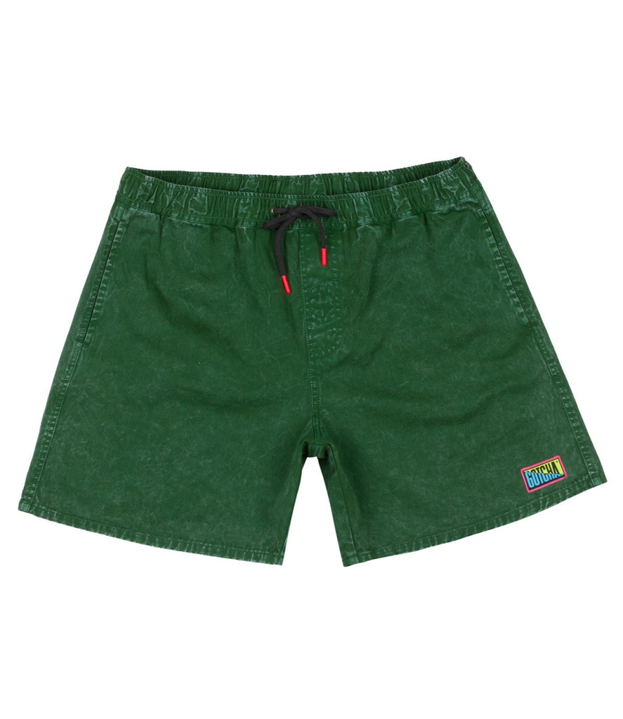 Gotcha Baja Norte Short Foliage Green