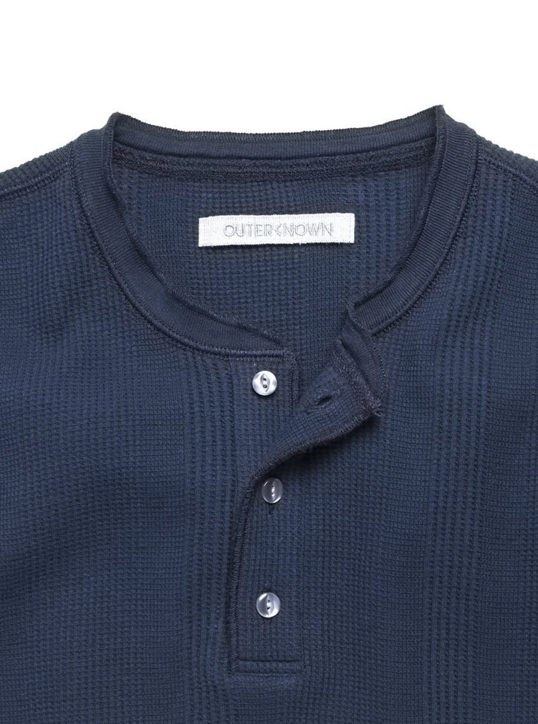Outerknown Arroyo Thermal Henley Marine