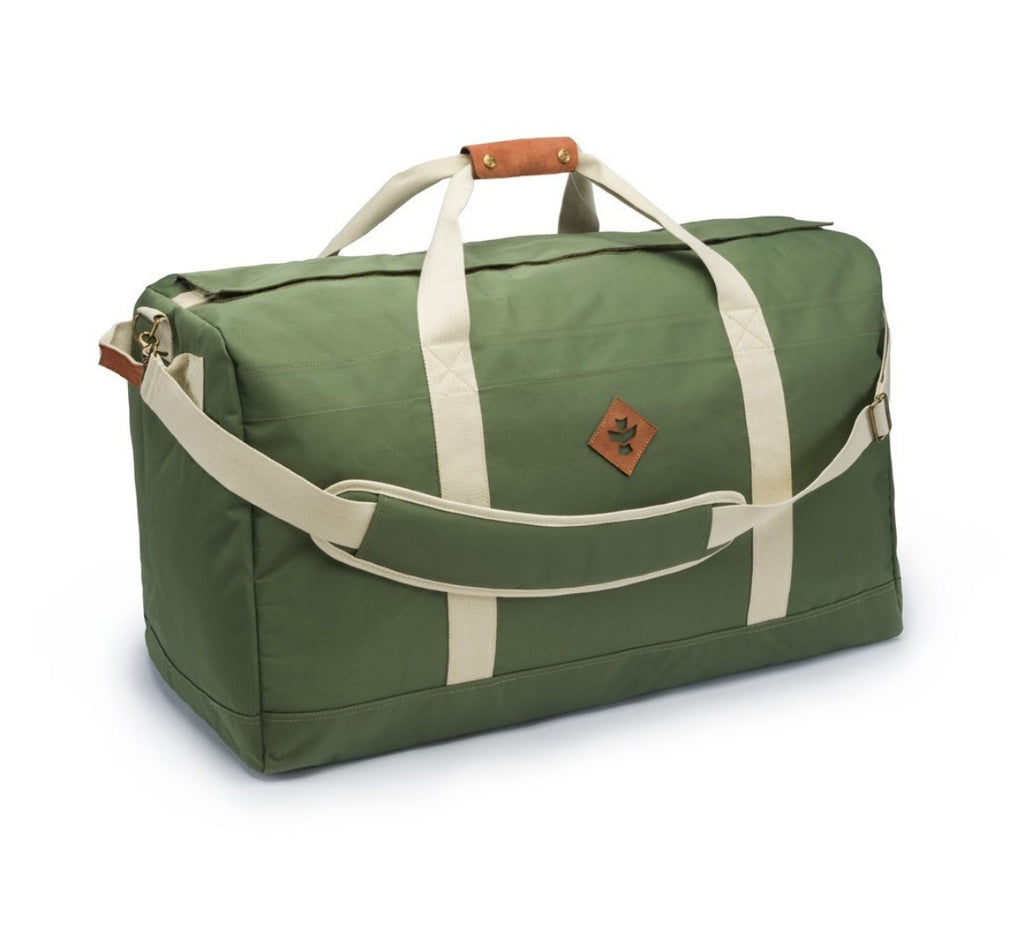 Revelry Continental Large Duffle Bag Green