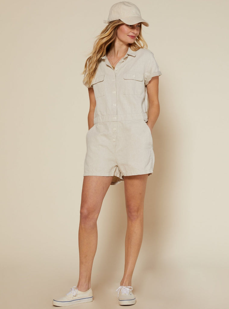 Outerknown S.E.A. Suit Shortall Natural