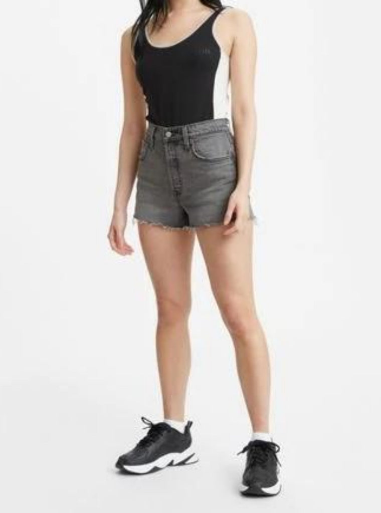 Levi's 501 Original Shorts Lady Grey