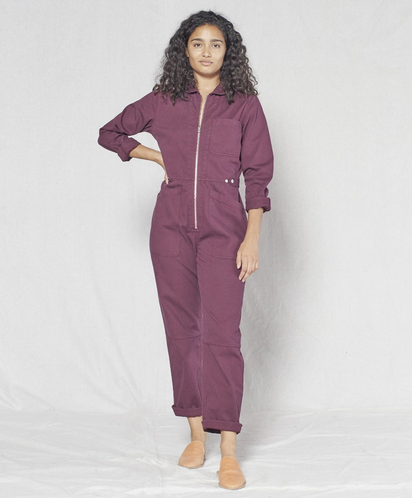 Outerknown women's jumpsuit