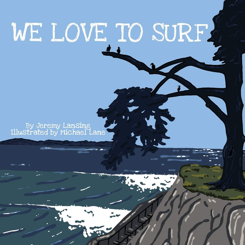 We Love to Surf Book
