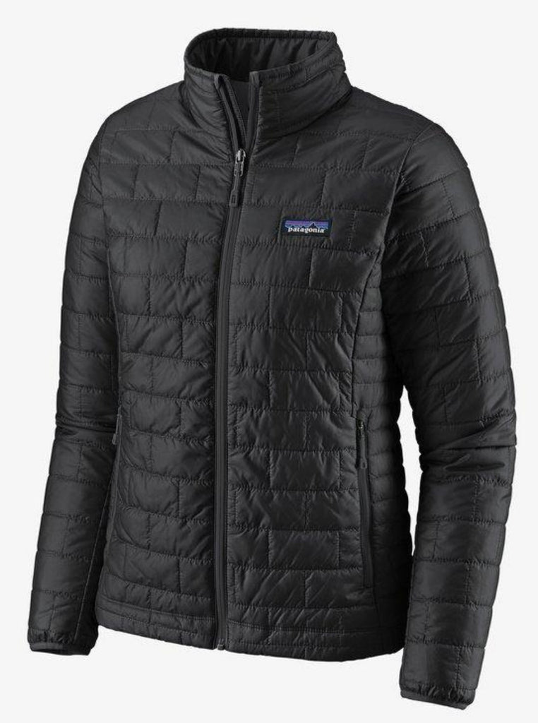 Patagonia Women's Nano Puff Zip Jacket Black