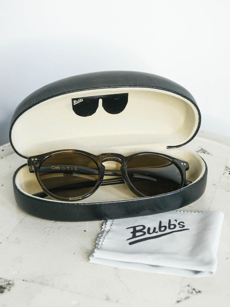 Bubb's Sunglasses Case Black