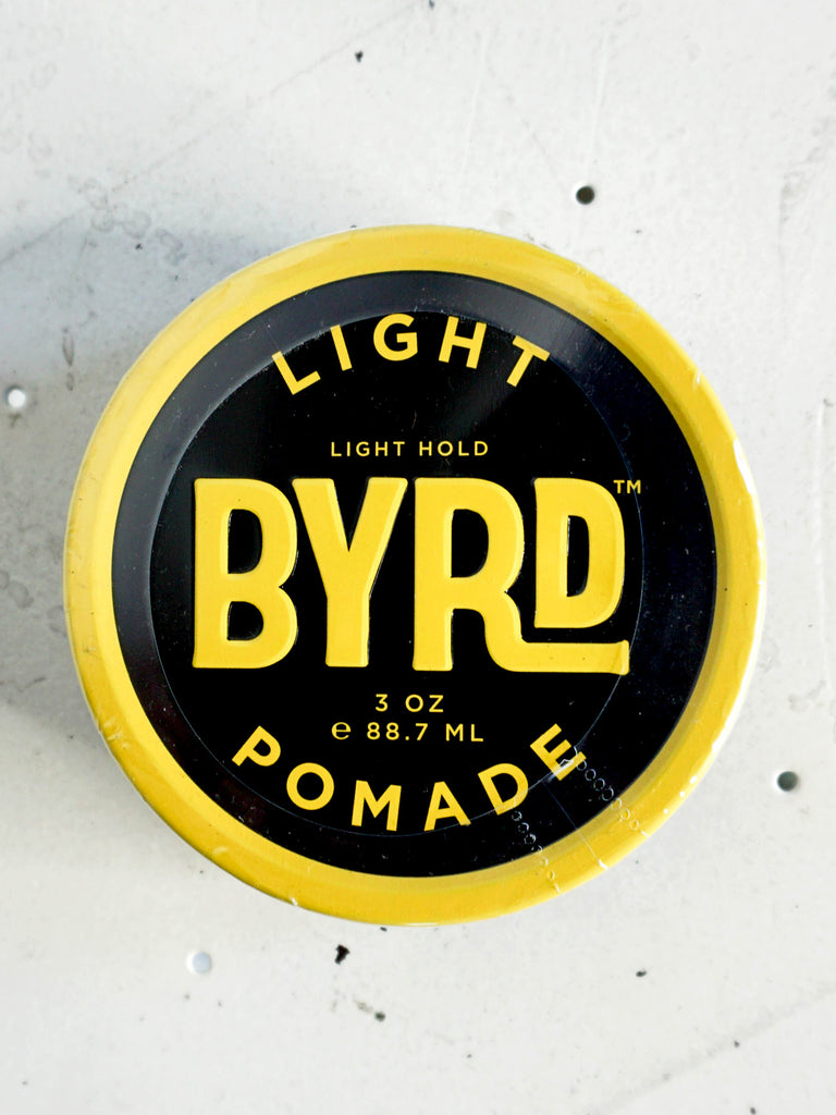 BYRD wax pomade