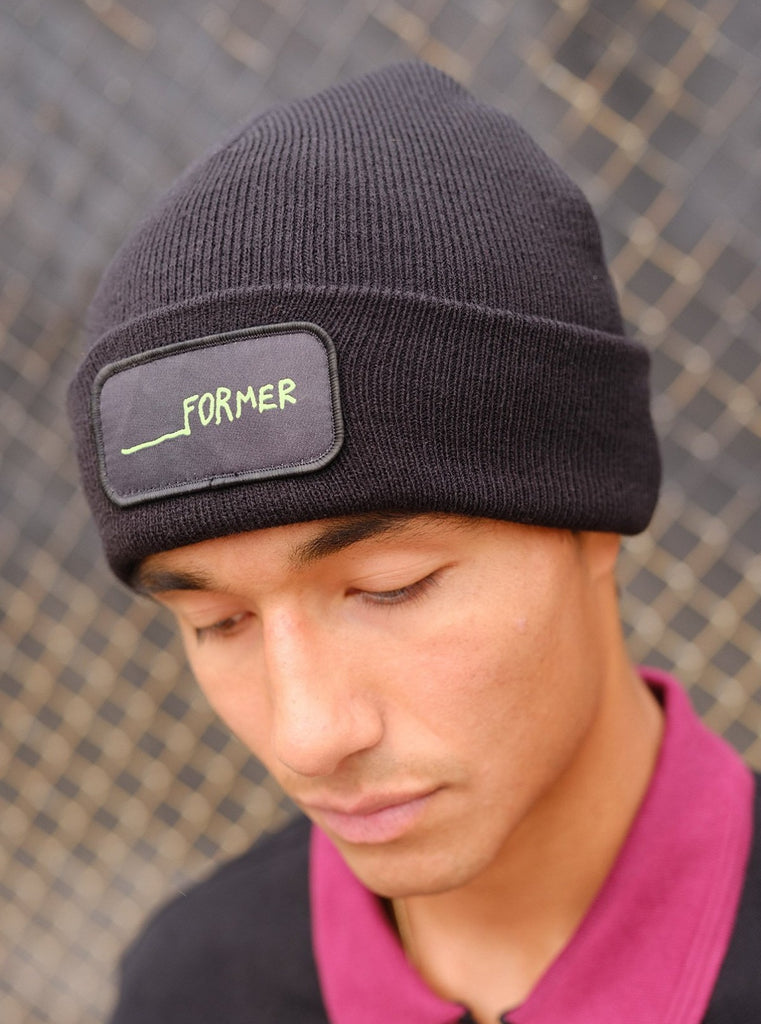 Former F Stop Beanie