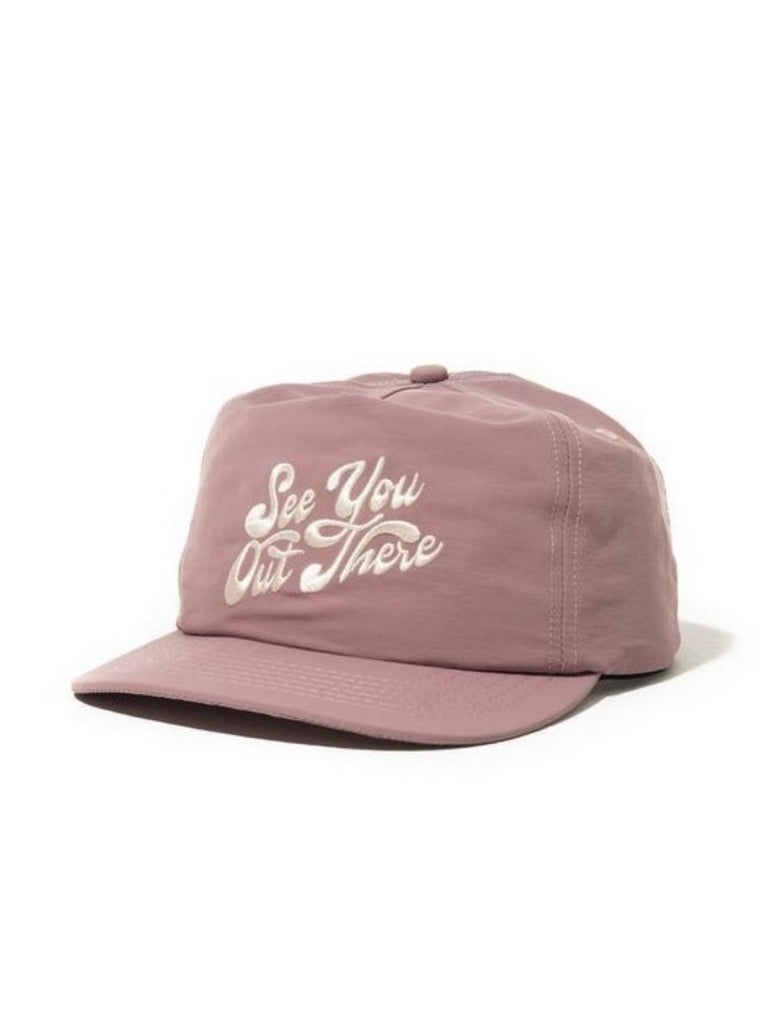 Katin Out There Hat Mauve