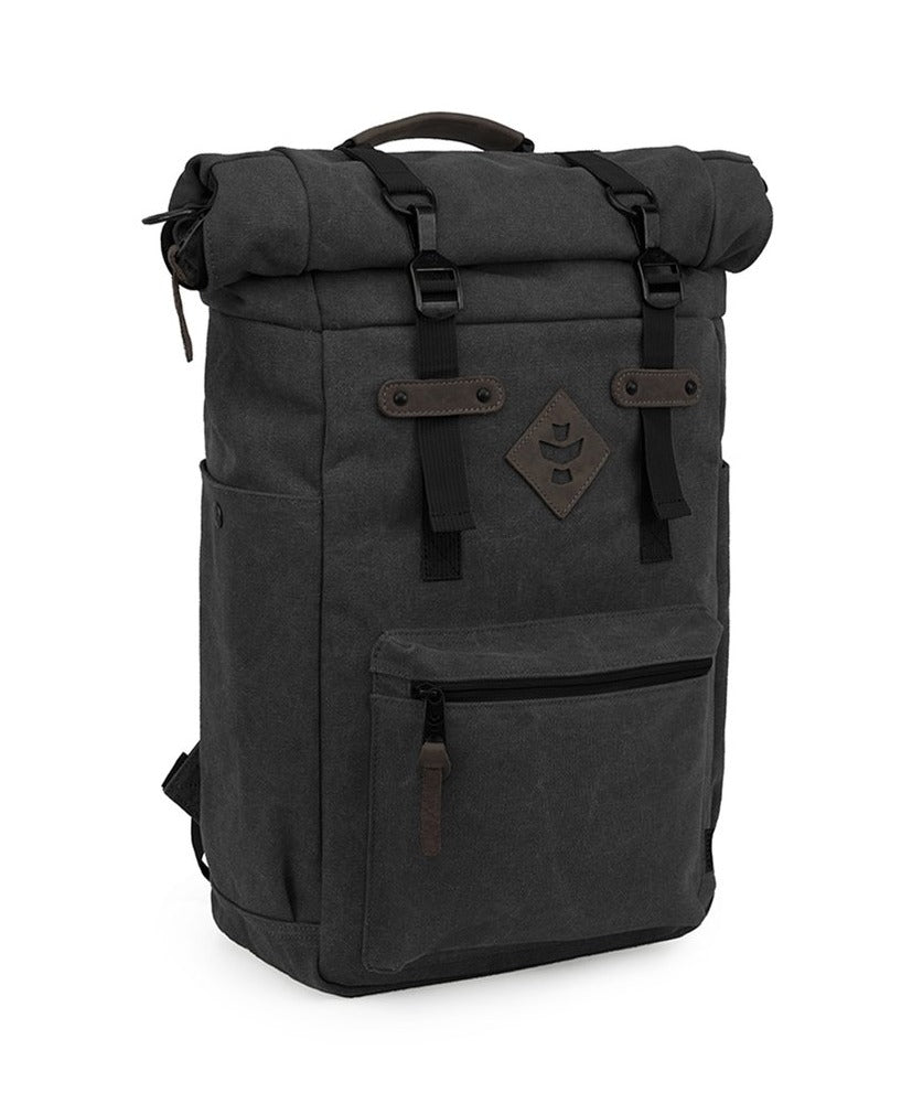 Revelry Supply Drifter Rolltop Backpack Smoke