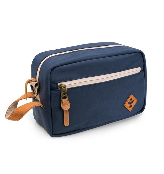 Revelry Supply Stowaway Dopp Canvas Navy