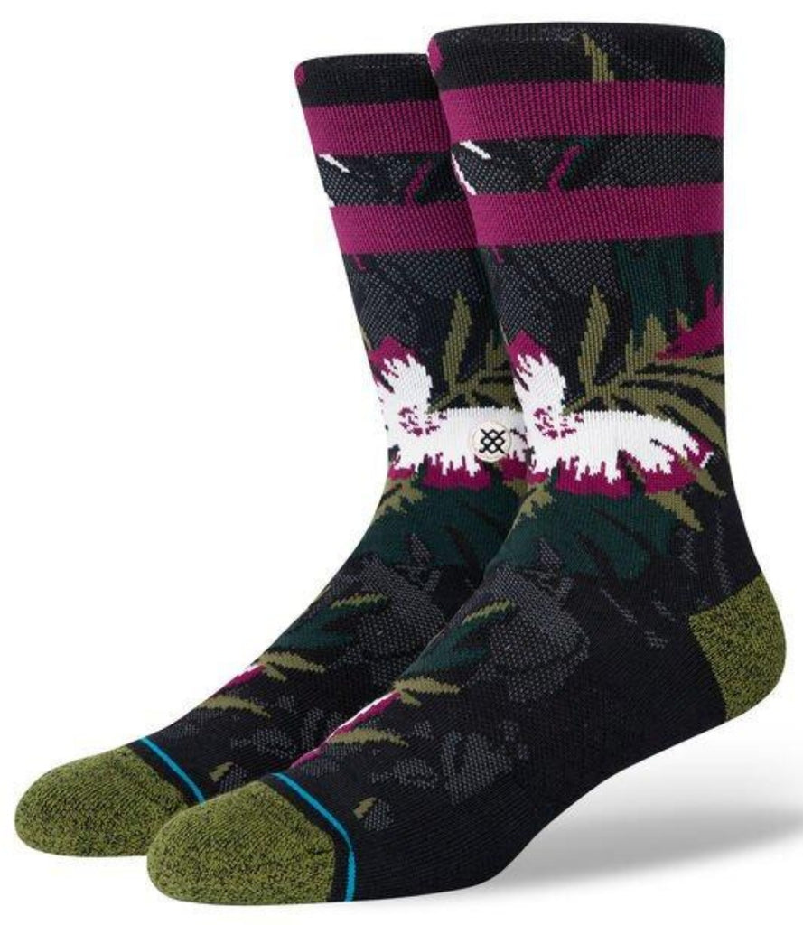Stance San Tropic Socks Black
