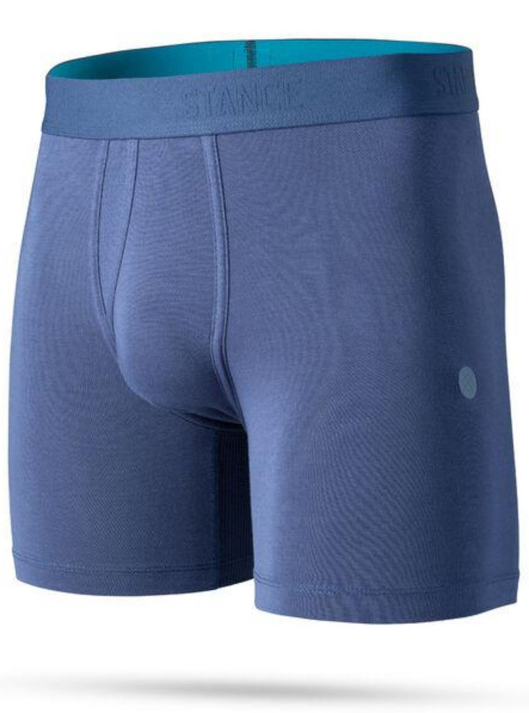 Stance Staple ST Wholester Boxer Briefs 6in Navy