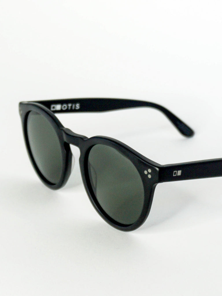Otis Sunglasses High Noon Matte Black