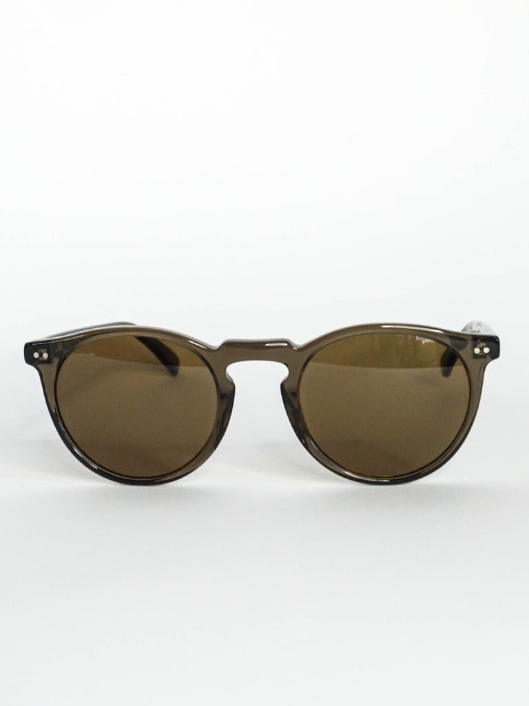 Otis Sunglasses Omar Trans Tobacco / Brown Polarized