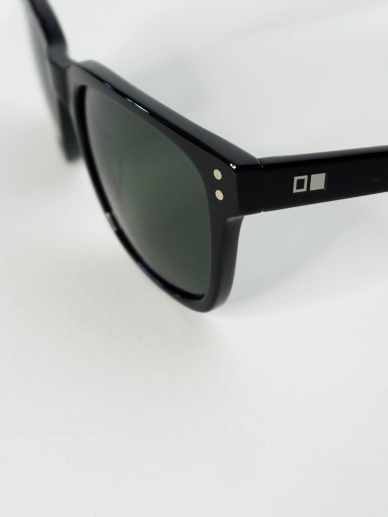 Otis Sunglasses Test of Time Black Gloss Polarized