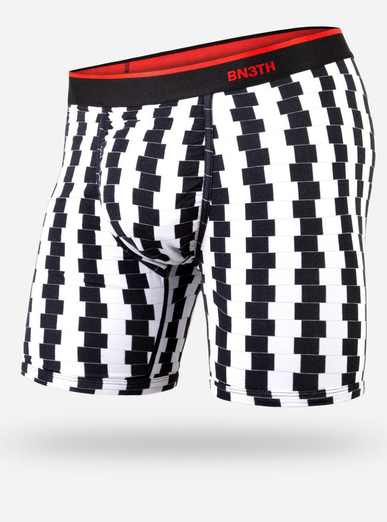BN3TH Classics Boxer Briefs Checker