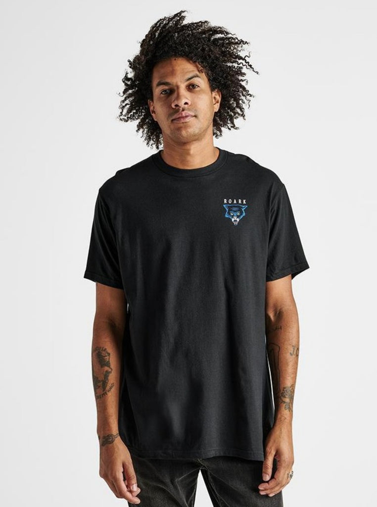 Roark Wayward Youth Staple Tee Black