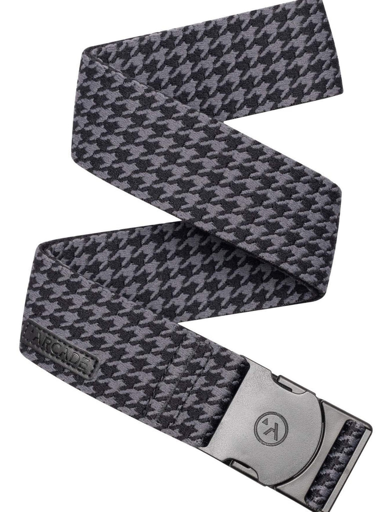 Arcade Ranger Adventure Belt Black/Houndstooth