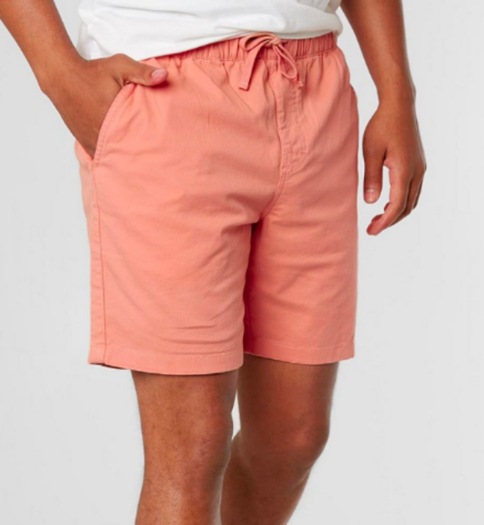 Katin Patio Short Salmon