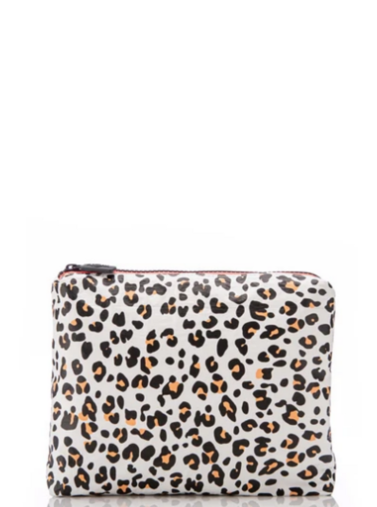 Aloha Collection Small Pouch Leopard Cub