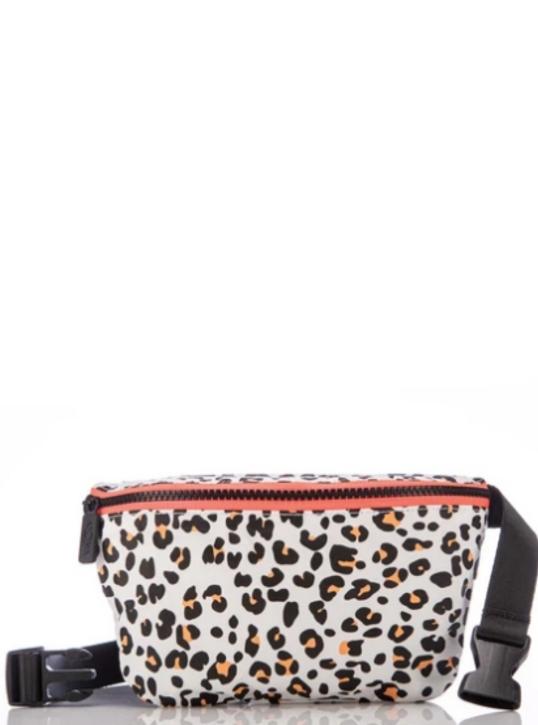 Aloha Collection Mini Hip Pack Leopard Cub