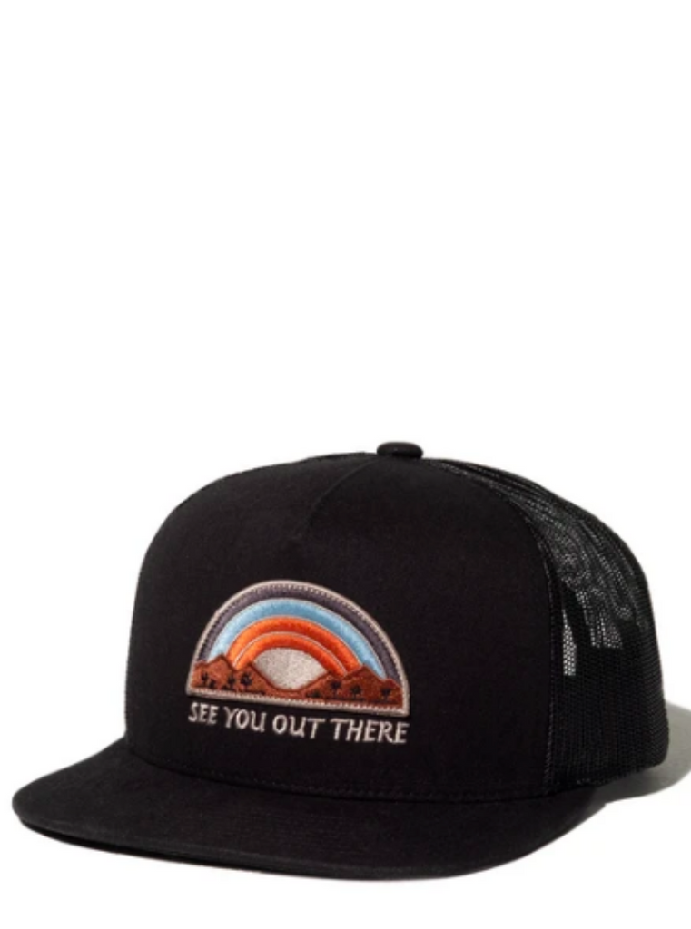 Katin See You Trucker Hat Black