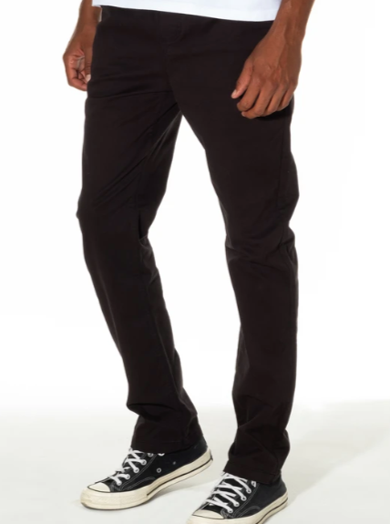 Katin Stand Pant Black Wash