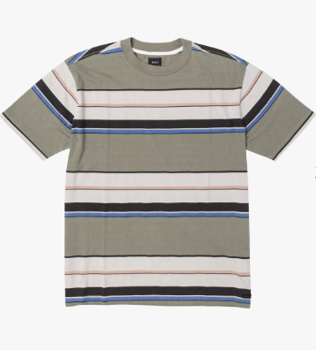 RVCA Headshrinker Short Sleeve T-Shirt Aloe
