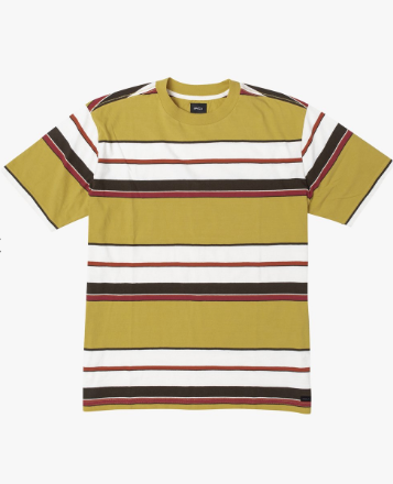 RVCA Headshrinker Short Sleeve T-Shirt Bamboo