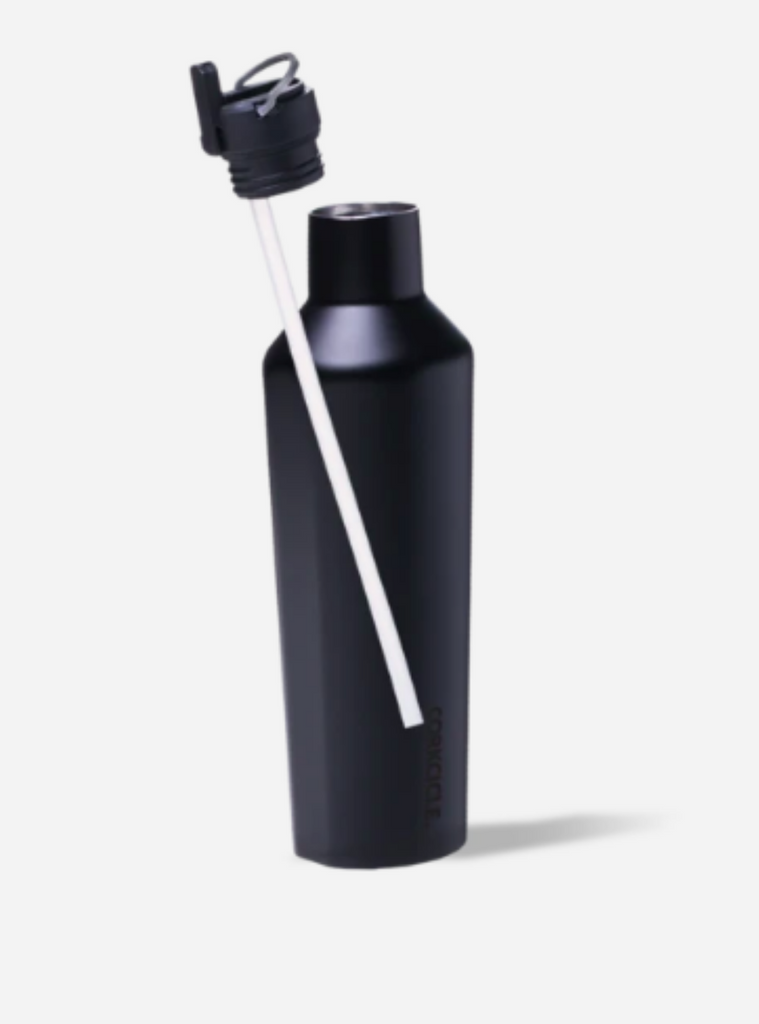 Corkcicle Canteen Cap with Straw 9OZ, 16OZ, 25 OZ