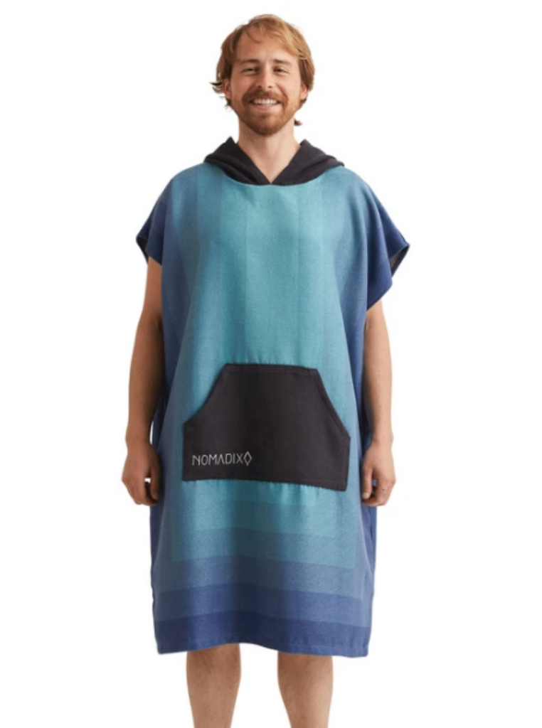 Nomadix Zone Teal Changing Poncho