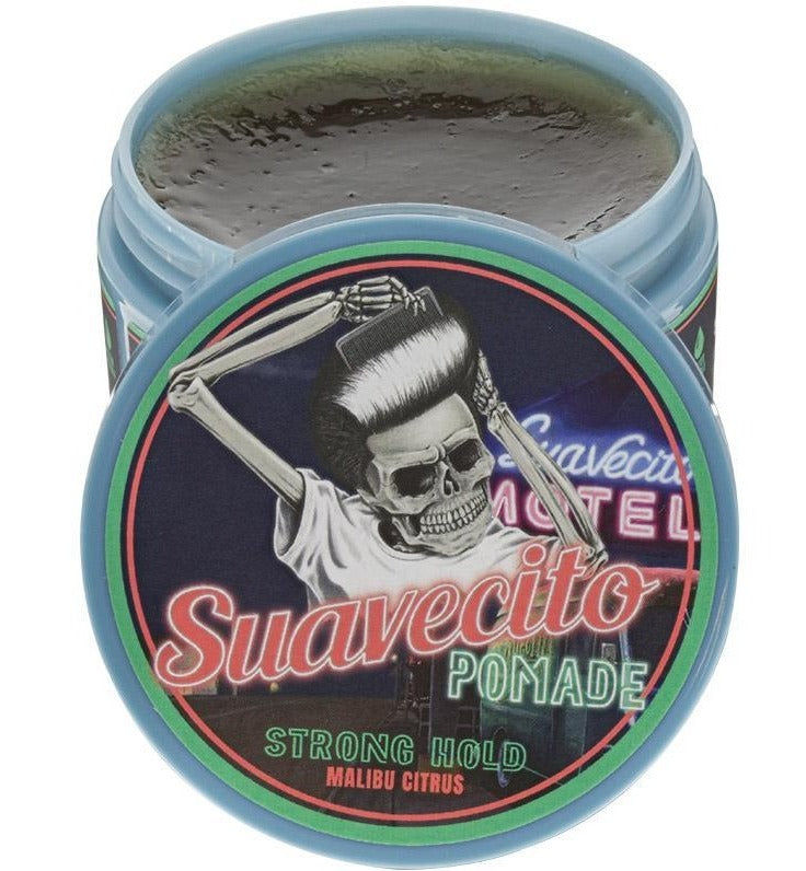 Suavecito Strong Hold Spring Pomade