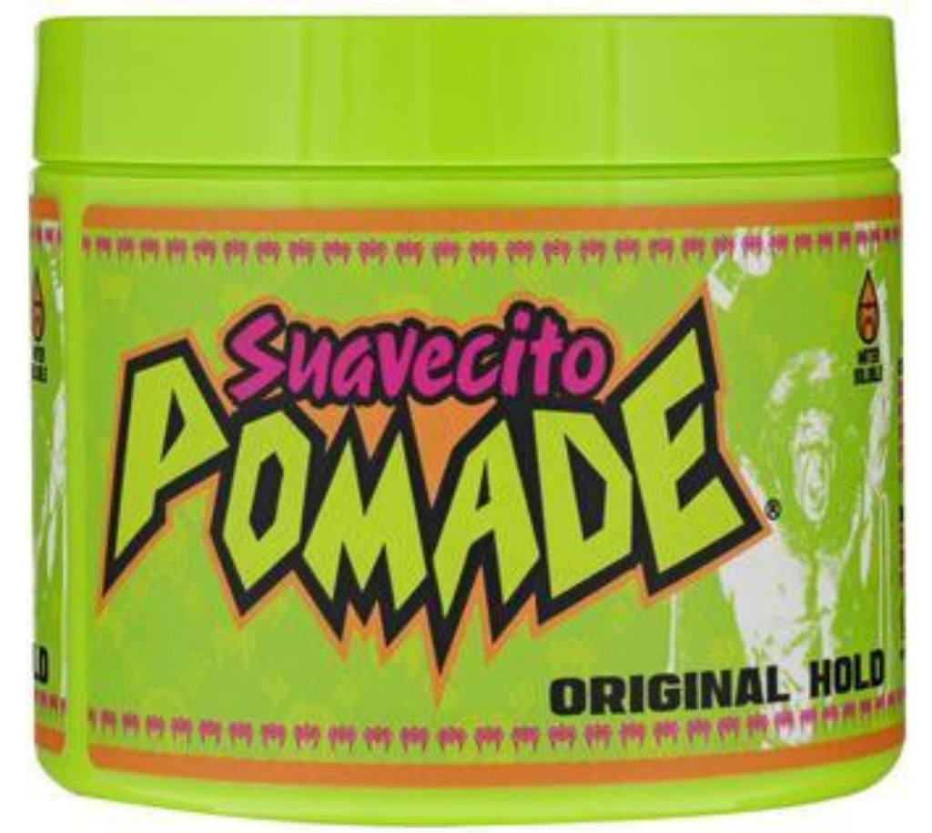 Suavecito X Ultimate Warrior Original Hold Pomade