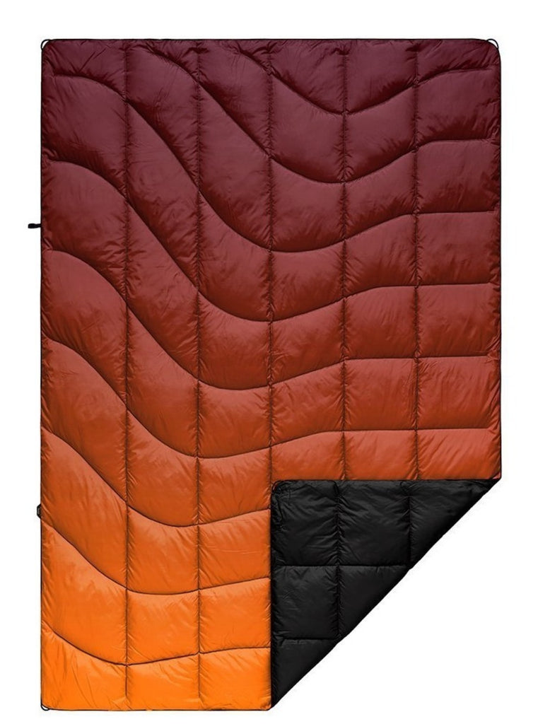Rumpl NanoLoft® Puffy Blanket - Fire Fade