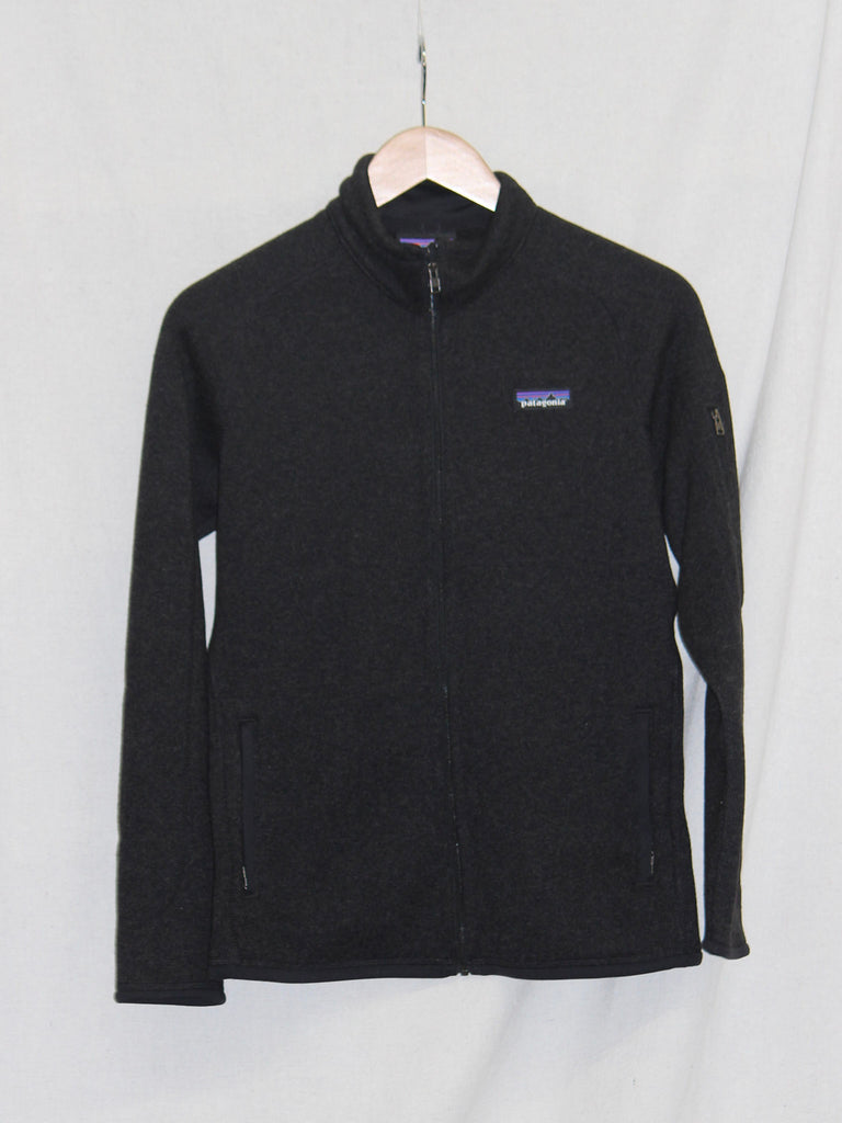 Patagonia Women's Better Sweater Black