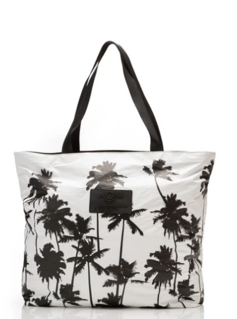 Aloha Collection Coco Palms Day Tripper Zipper Tote