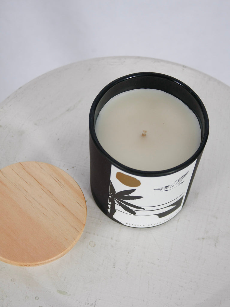 Berdel's candle