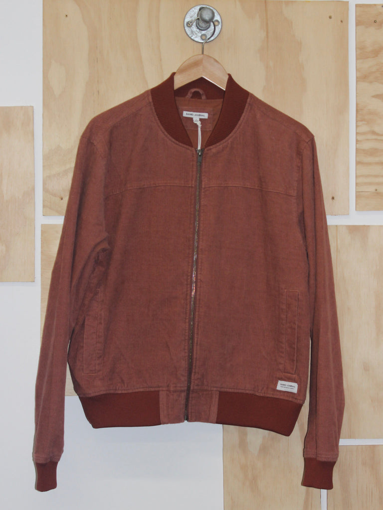 Banks Corduroy Decade Jacket Sienna
