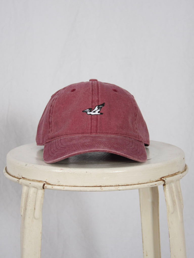 Berdels Basic Berd Dad Hat Maroon