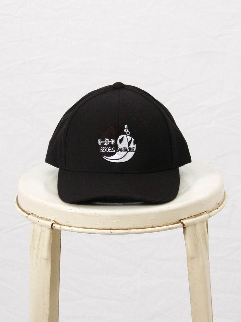 Ying Yang Canvas Hat