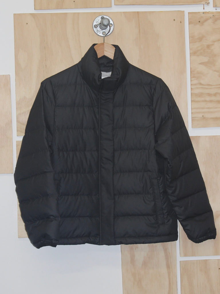 Outerknown Puffer Jacket Black