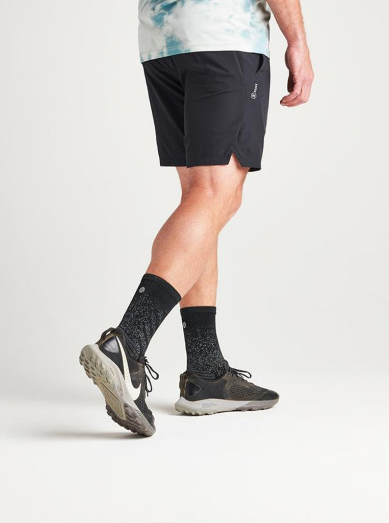 Roark Run Amok Bommer Ridge Shorts Black