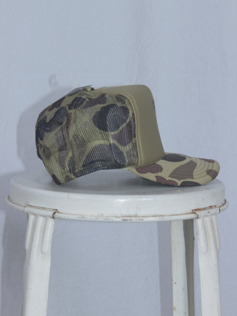 Surf Rats Trucker Hat Camo