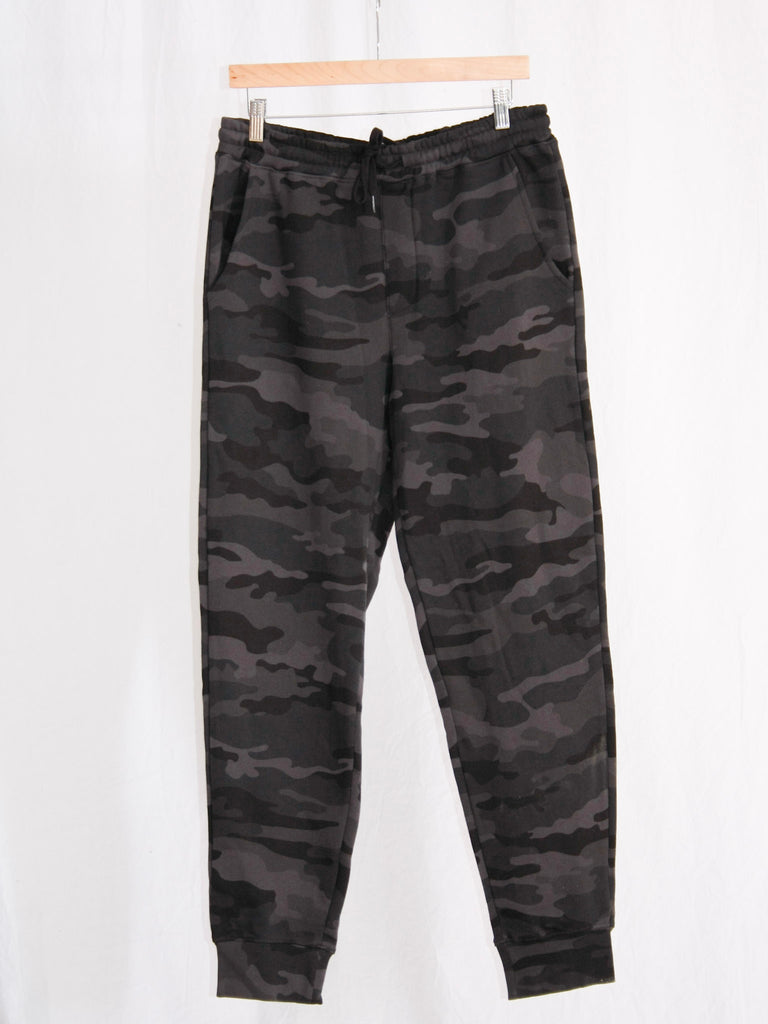 Berdels Big Belly Lounger Sweatpants Camo